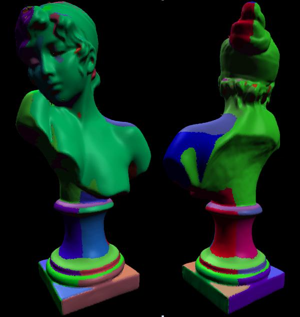 voxel sculpture